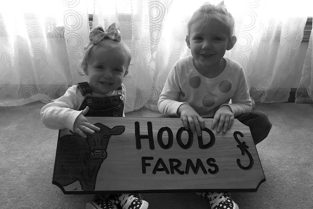 Hood Farms and Sawmill - Kenzie and Jules