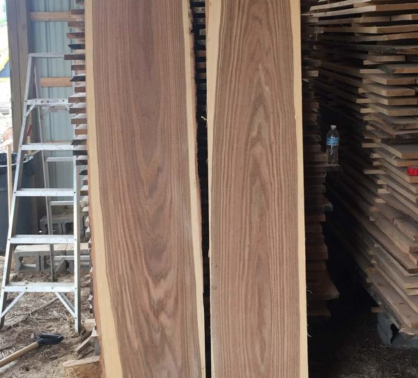 Red Oak slabs