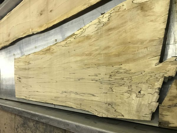 spalted maple slabs for sale