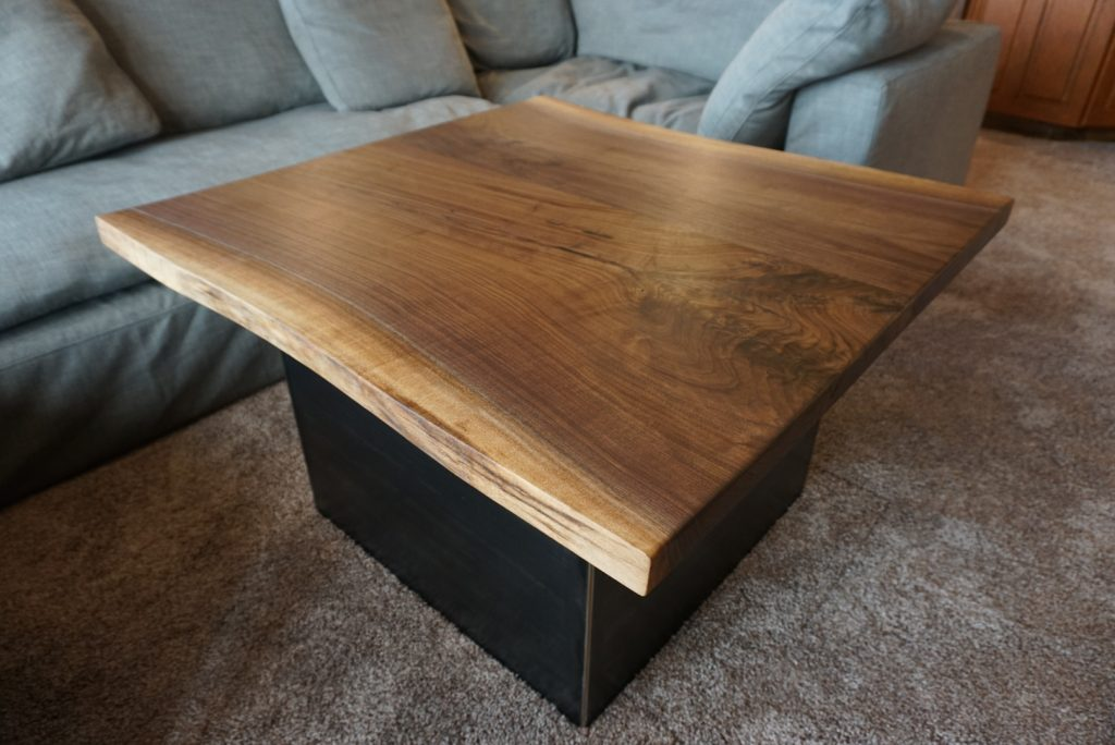 White Coffee Table Farmhouse